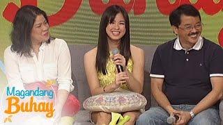 Magandang Buhay: Do Kisses' parents support her dreams?