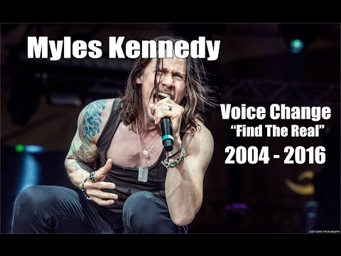Myles Kennedy - Voice Change 2004 - 2016 (Alter Bridge)
