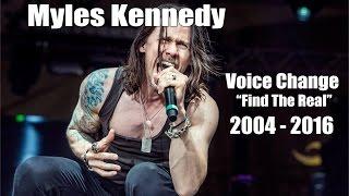 Myles Kennedy - Voice Change 2004 - 2016 (Alter Bridge)
