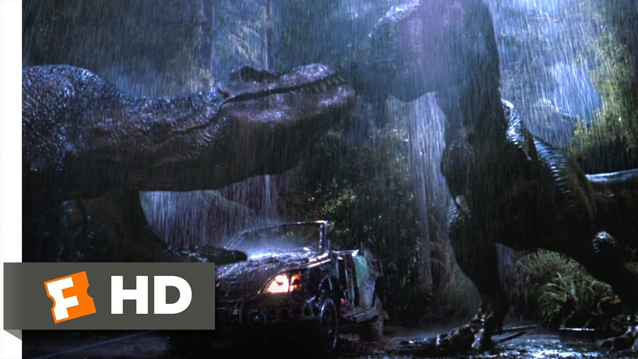 The Lost World: Jurassic Park (4/10) Movie CLIP - Ripped ...