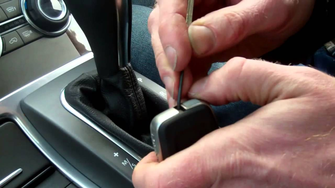 landrover replacement land rover key fob youtube battery watch change