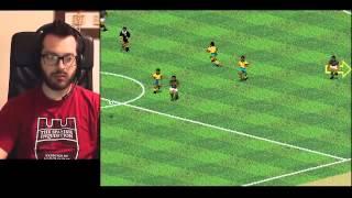 FIFA International Soccer - Retrogame Gameplay ITA by Wasabi