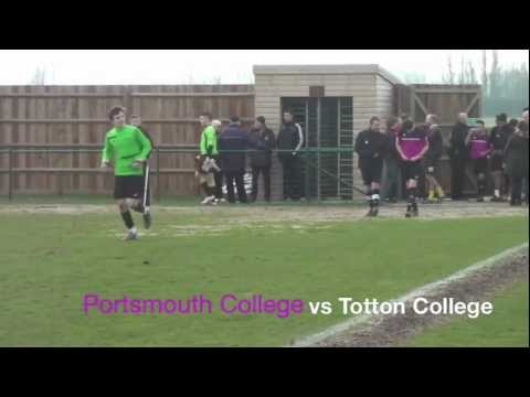 Portsmouth College vs Totton College