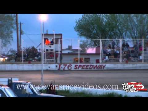 May 18, 2013 | Dwarf Highlights | I-76 Speedway