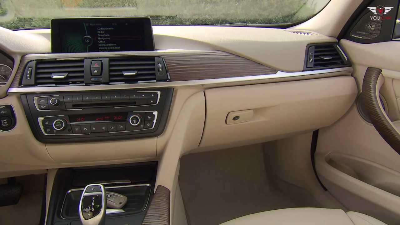 2012 bmw 3er modern line interior youtube for Bmw modern line