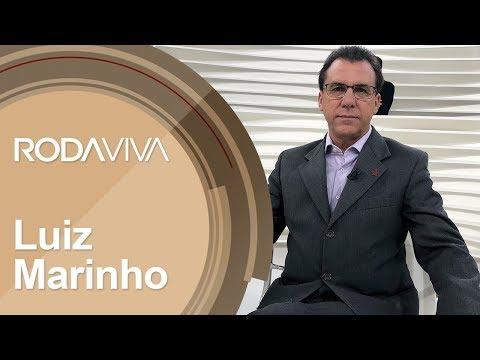 Roda Viva | Luiz Marinho | 04/07/2018