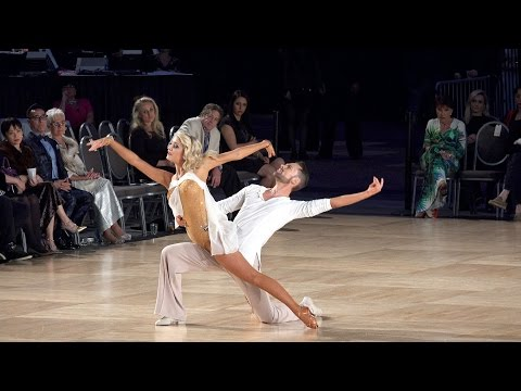 2016 Ohio Star Ball - Travis & Jaimee Tuft - Pro Theater Arts Show Dance - 4K