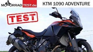 KTM 1090 Adventure | Test der Reise-Enduro der gehobenen Mittelklasse