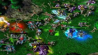 Warcraft 3: Развитие 5 на 5