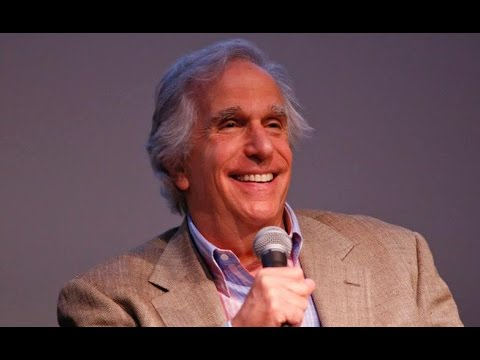 """ATX Festival Panel: """"Henry Winkler - Achievement in Television eXcellence Award"""" (2014)"""