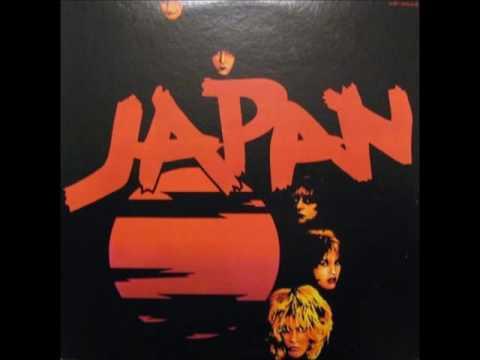 Japan - Adolescent Sex (full album)