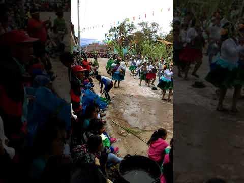 CARNAVALES en Luricocha-Huanta-Ayacucho-Perú