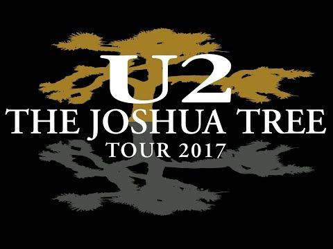 U2 - Joshua Tree Tour 2017 Europe