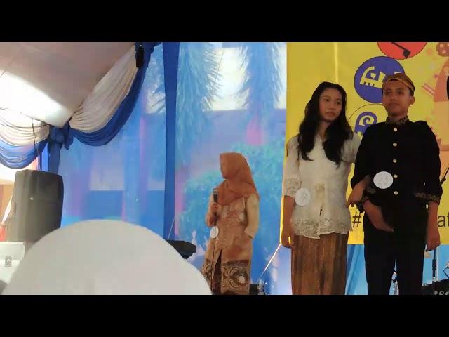 Pensi dan Bazar SMP Negeri 1 Kota Seang 2018 #11