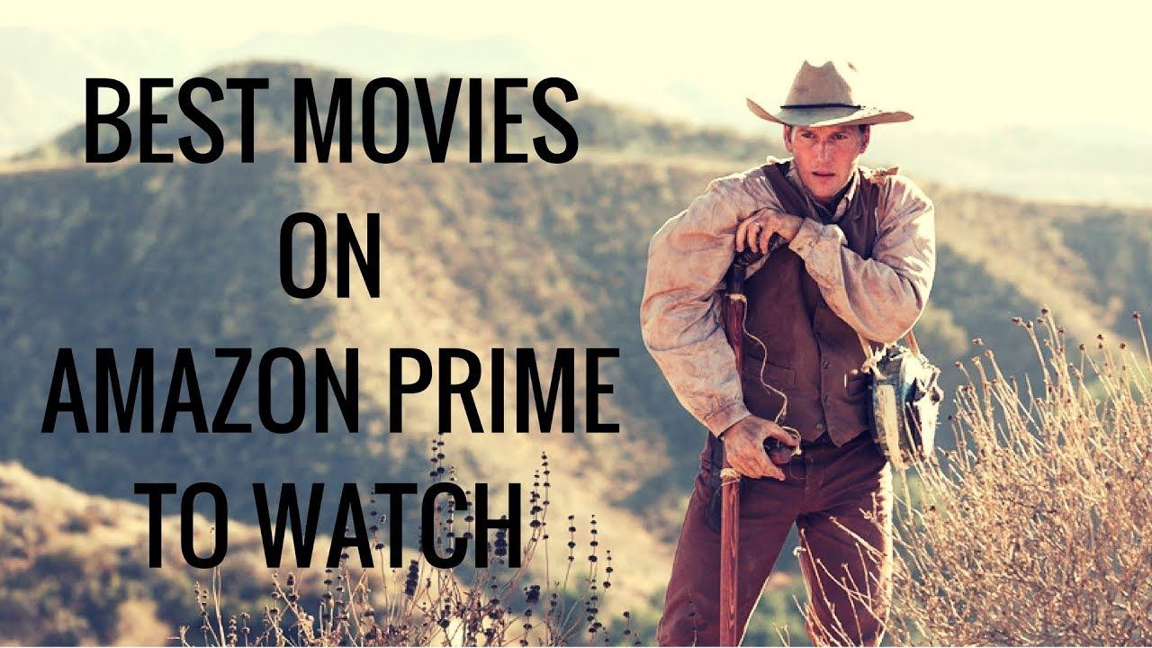 amazon movies to watch