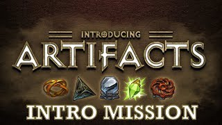 DCUO Artifacts - Intro Mission and More