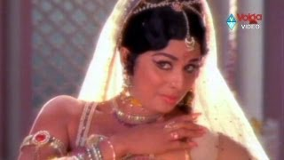 Poojaku Veleyara - Bhakta tukaram songs -  Akkineni Nageswara Rao, Kanchana,Anjali Devi,
