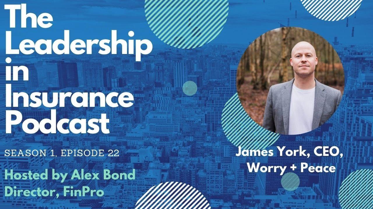 The LiiP, S1, E22, James York, CEO, Worry + Peace
