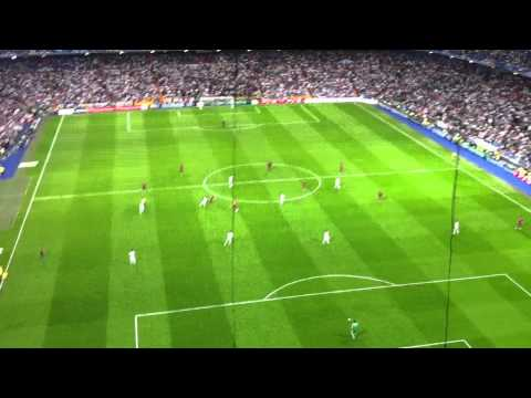 Real Madrid-Barça semifinal campion league 2º gol de messi