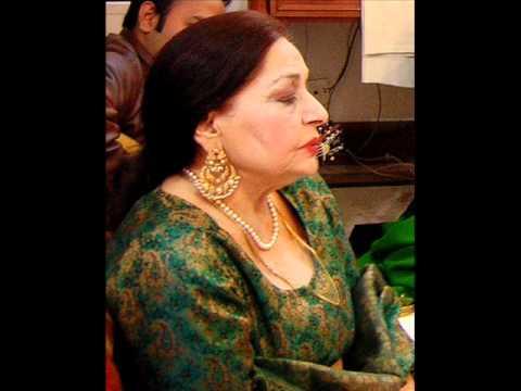 Ashiq ke liye yaqsan - Farida Khanum