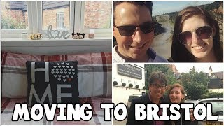 The Big Move, Starting Work and More Michael McIntyre! | Moving to Bristol.
