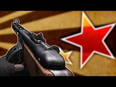 """""""Call of Duty Zombies"""" PPSH GAMEPLAY"""