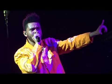 The Weeknd - I Feel It Coming - Ziggo Dome Amsterdam 2017