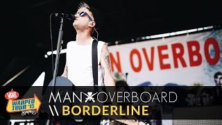 Man Overboard - Borderline (Live 2015 Vans Warped Tour)