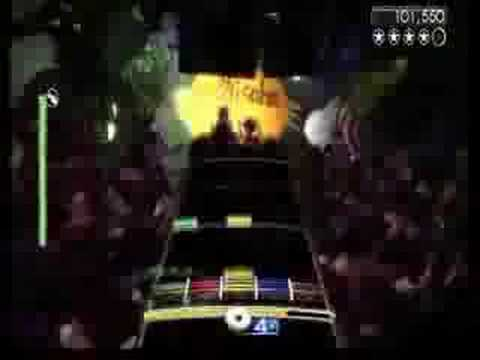 Rock Band 2 -Guitar- System of a Down Chop Suey Expert 100%