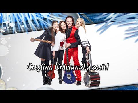 Concertul Formatiei Millenium, Craciun 2014, Palas, Iasi