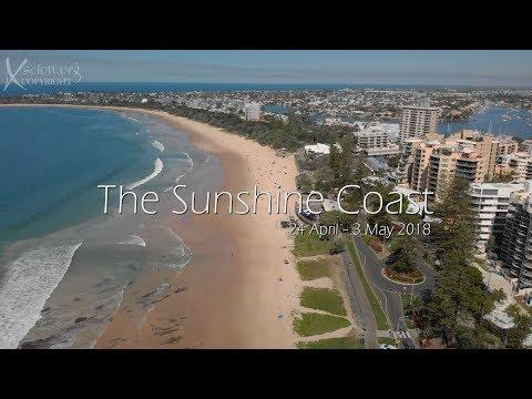 Sunshine Coast Australia 4K Part 2