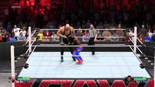 WWE 2K15 - Controls Trailer (PlayStation 4 and Xbox One)