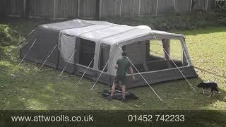 Dometic Ascension TC Tent Pitc…