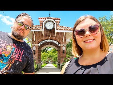 Best Places To Live In Orlando - Winter Garden & Windermere