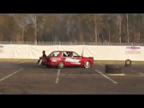 Bmw e30 325is Spinning 06 July 2013