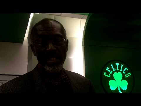 Boston Celtics - Satch Sanders 8 time NBA champion