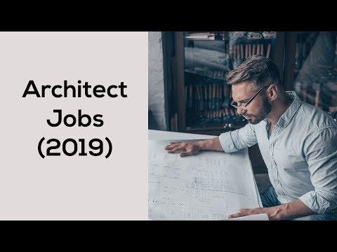Architect Jobs (2019) - Top 5 Places