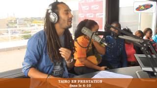 """LE MEILLEUR DU """"6-10"""": TAIRO CHANTE """"BONNE WEED"""" SUR RADIO JAM"""