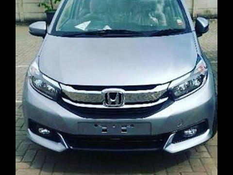 NEW Honda MOBILIO 2017