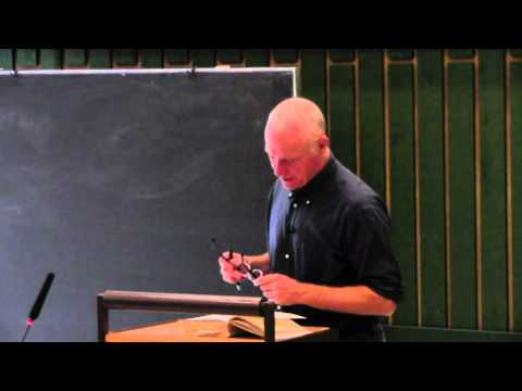 Søren Gosvig Olesen: Heidegger. Væren & Tid. § 6-7