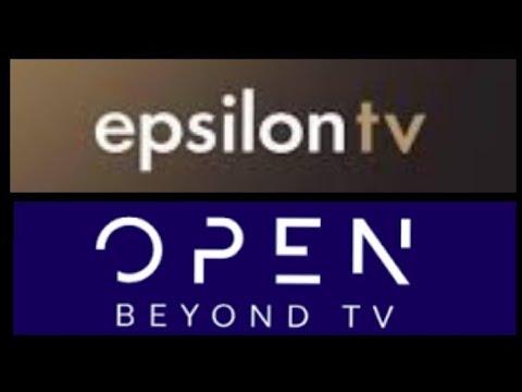 Η μετάβαση από Epsilon TV σε Open Beyond TV