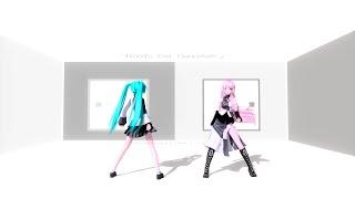 【PDA-FT PS4/60fps】 World's End Dancehall ワールズエンド・ダンスホール - 【初音ミク FULL HD 1080p】