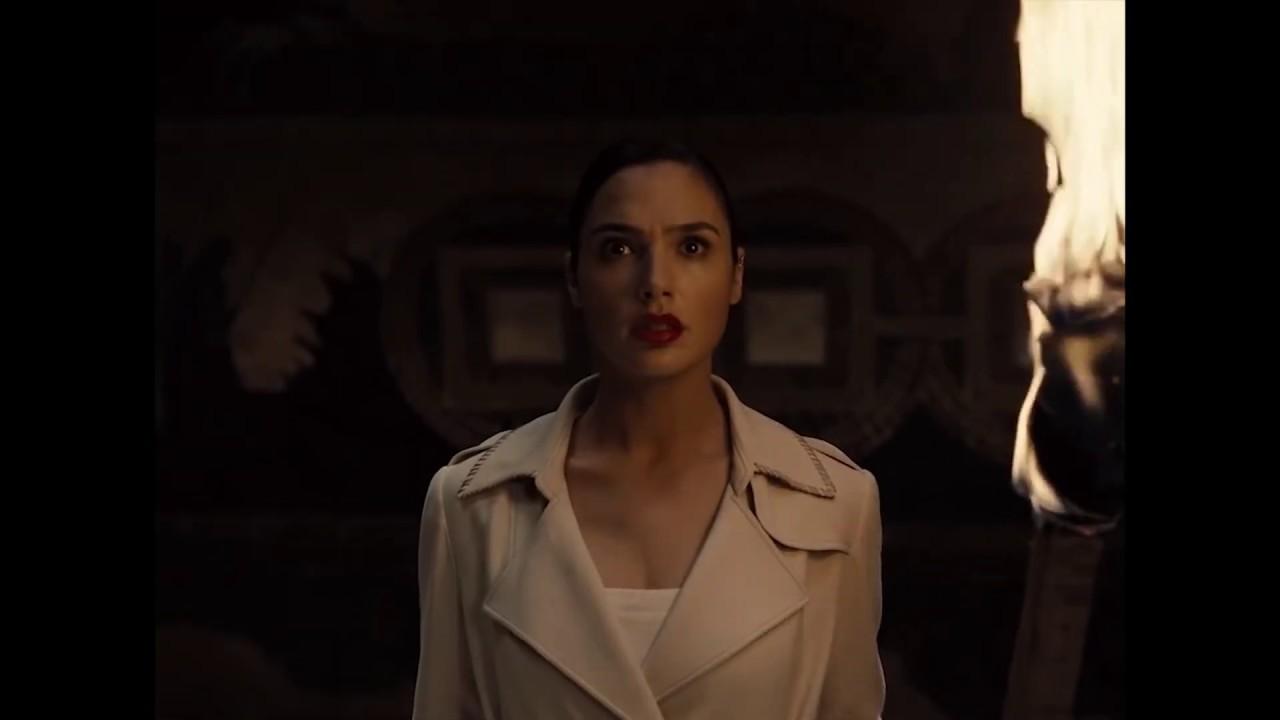 Teaser | Zack Snyder's Justice League (2021)