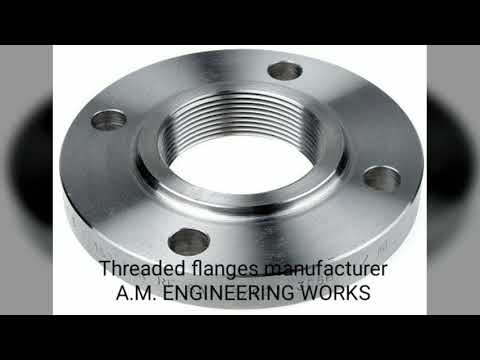 threaded-flanges-manufacturer