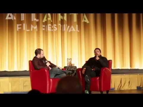 2015 Atlanta Film Festival's MasterClass with James Franco