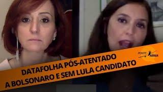 DATAFOLHA PÓS-ATENTADO A BOLSONARO E SEM LULA CANDIDATO