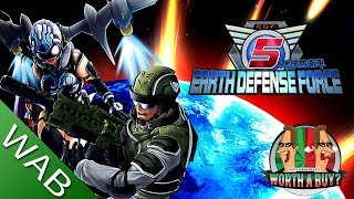 Earth Defense Force 5 Review - Worthabuy?