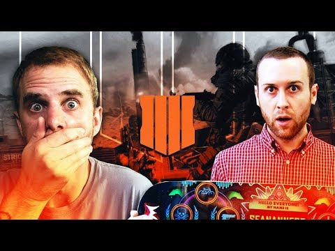 Sustained, Aggressive Laughter (Black Ops 4 Blackout Highlights)