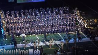 """Southern University Marching Band """"Sex With Me"""" - 2016 Bayou Classic BOTB"""