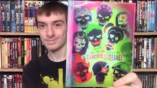 Suicide Squad Target Digibook Unboxing